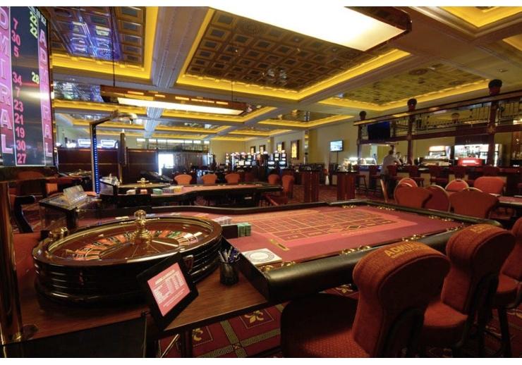 Адмирал - играть в казино с бездепозитным бонусом