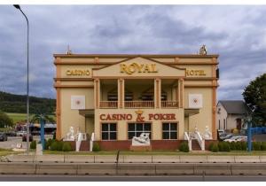 admiral casino pomezi