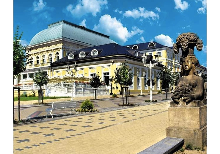 franzensbad casino hotel