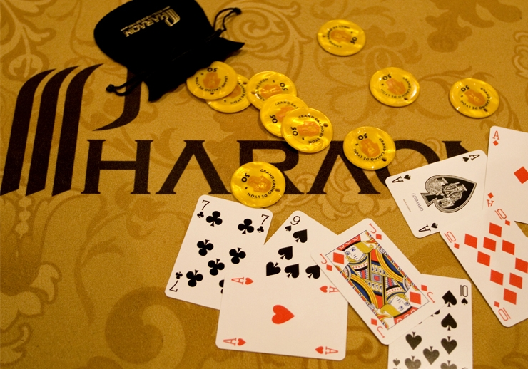 grand casino de lyon le pharaon
