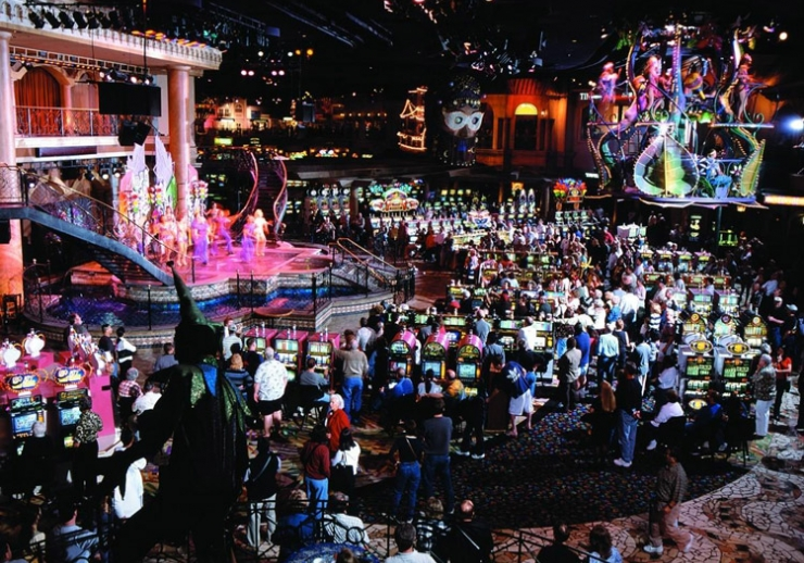 legal casino age in las vegas