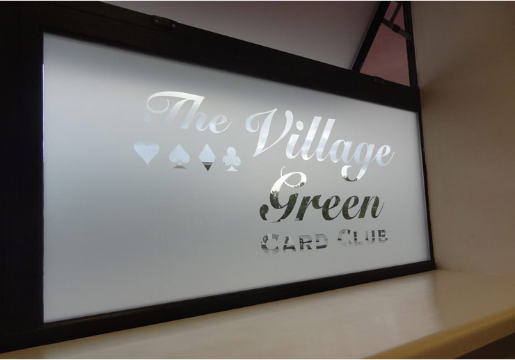 JP Poker & The Village Green Card Club Dublin