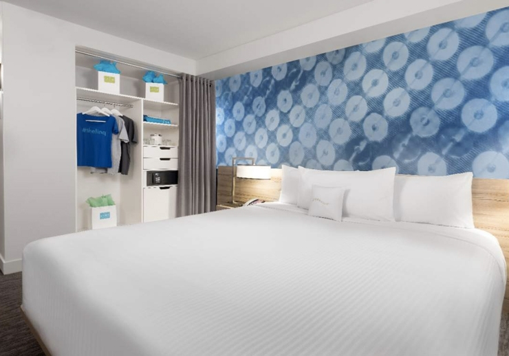 Deluxe room - The LINQ Las Vegas