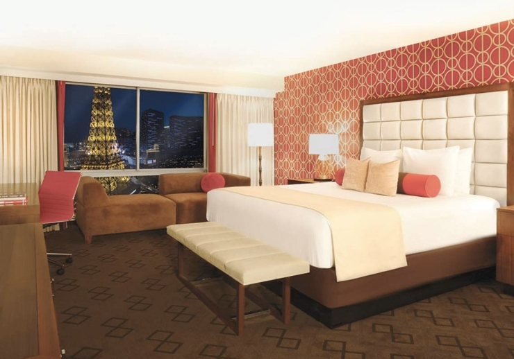 Jubilee rooms - Bally's Las Vegas