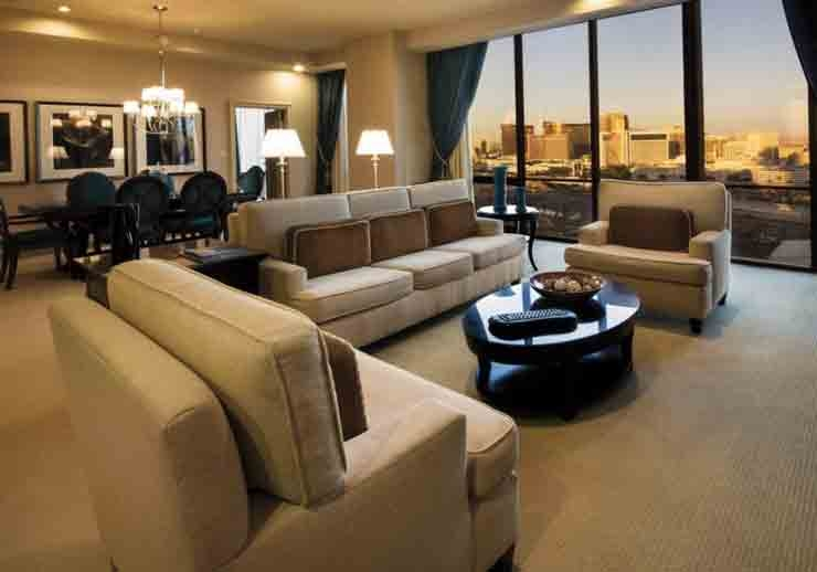 Super suite - Las Vegas Rio All Suite Casino & Hotel