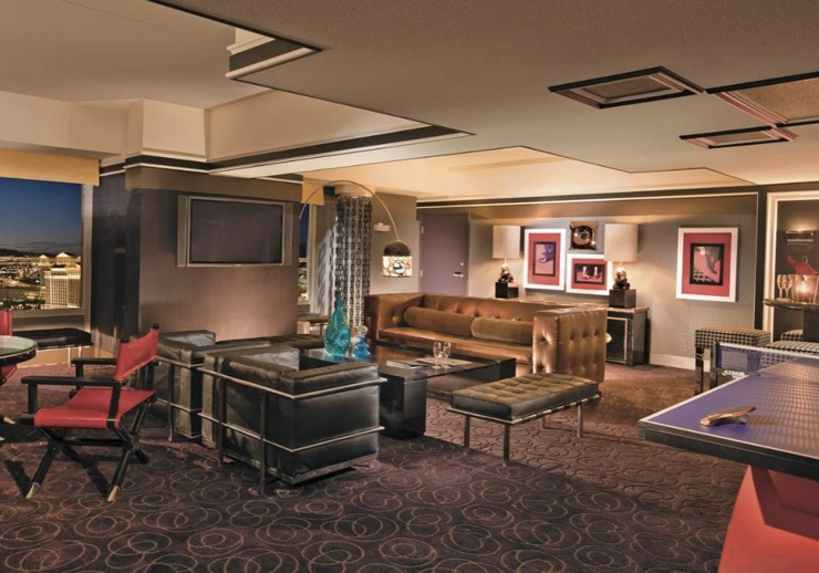 Boulevard suite - Las Vegas Planet Hollywood Casino & Hotel