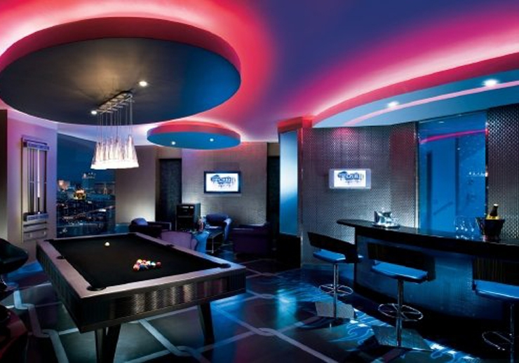 Crib suite - Las Vegas Palms Casino & Hotel