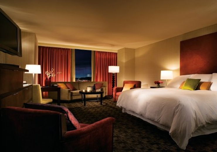 Superior room - Las Vegas Palms Casino & Hotel