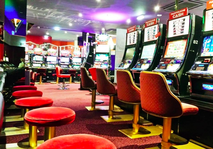 Casino Partouche Jul