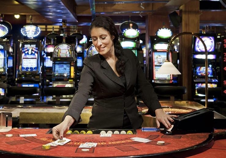 Restaurant Du Casino Barrière De St Malo 35400