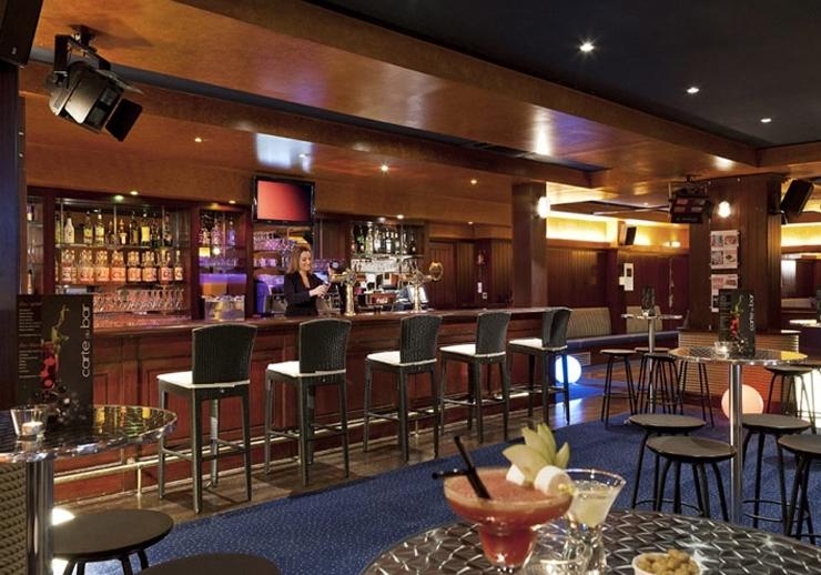 Casino Cabourg Cafeteria Saint Malo