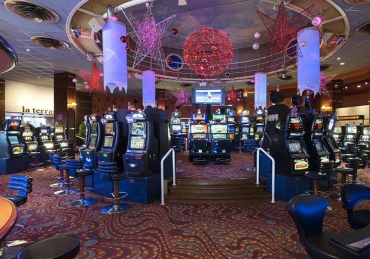 Ouistreham casino restaurant casino in st louis downtown