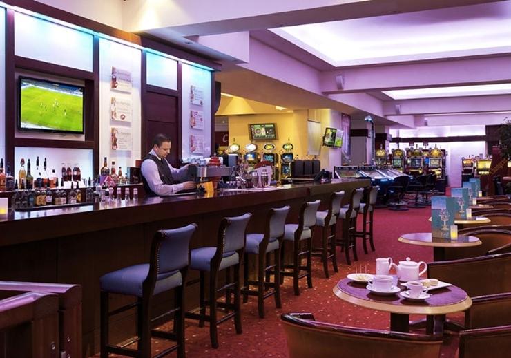 Roulette casino dinard