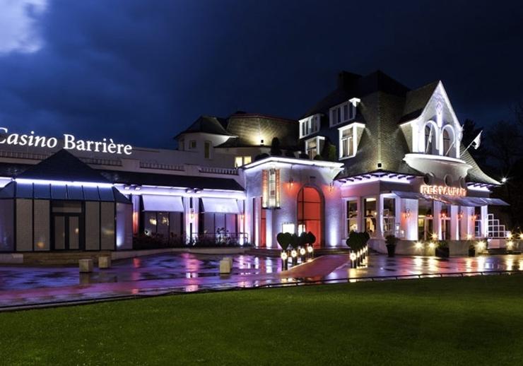 Hotel Proche Casino De Paris