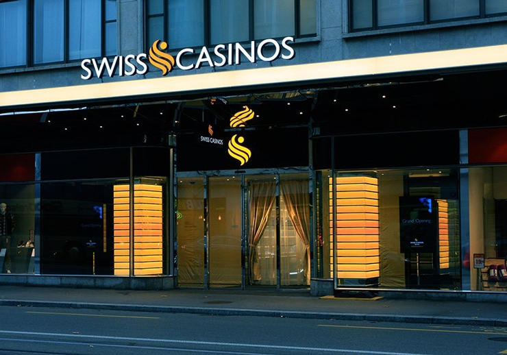 Swiss Casino Zurich