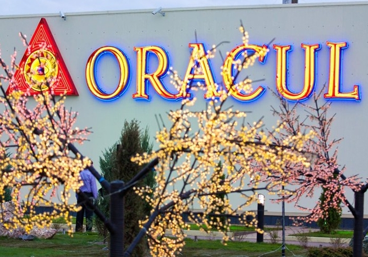 Oracul Casino Azov-City