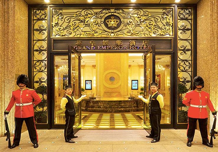 Casino emperor palace macau hotel
