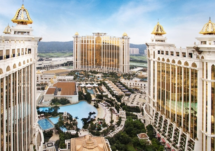Galaxy Casino & Hotels Macau