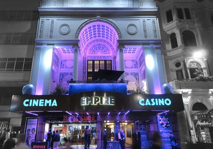 The Empire Casino London