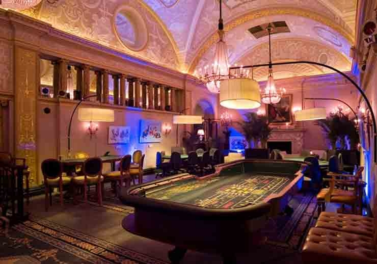 Crockfords Club Casino London