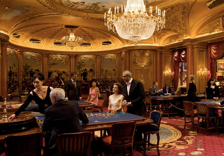 The Ritz Club Casino London