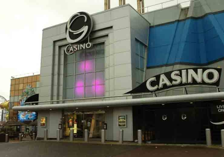 Grosvener casino blackpool casino style game room florida
