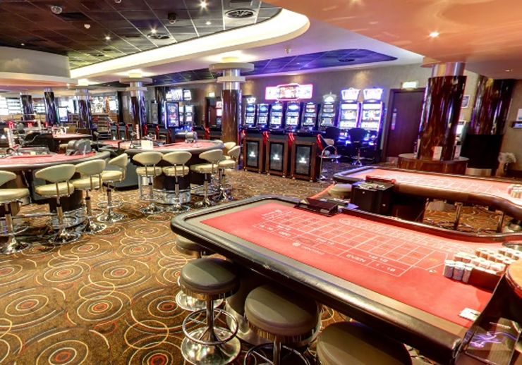 Genting Club Queen Square Casino Liverpool