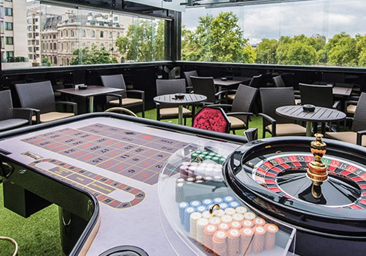 London Park Lane Casino Mayfair