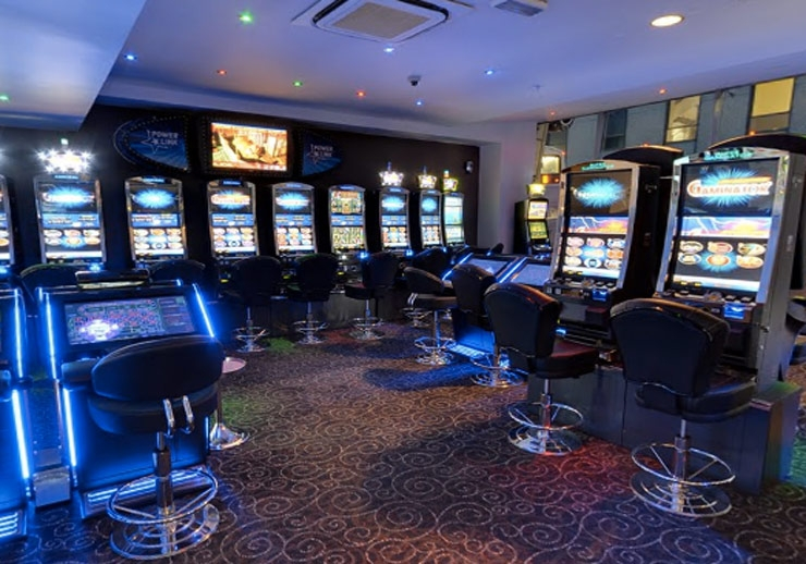 Grosvenor Merchant City Casino Glasgow