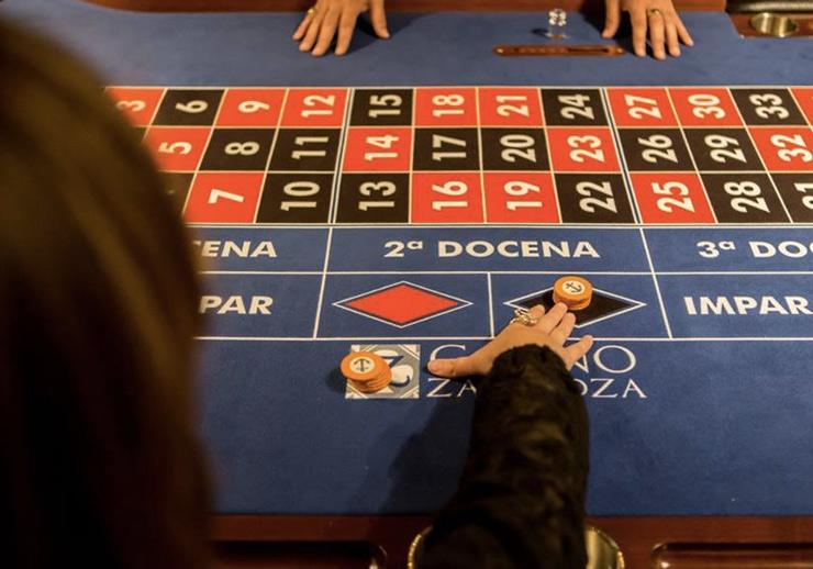 Presentation of the Zaragoza Casino & Hotel Palafox Saragossa