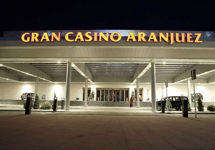 Gran Casino Aranjuez - Madrid