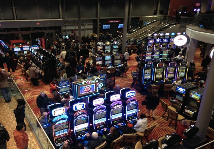 Element Casino Surrey