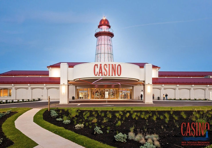 Hotel Casino New Brunswick