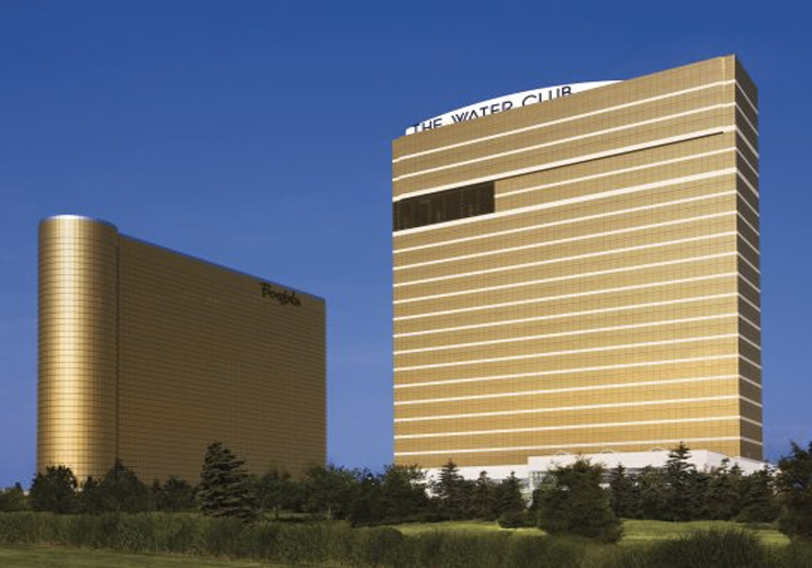 Borgata Hotel Casino & Spa Atlantic City