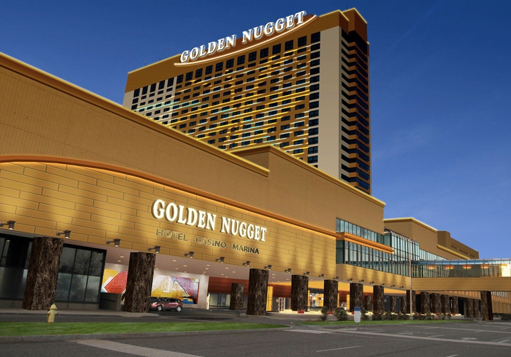 Atlantic City Golden Nugget Hotêl & Casino