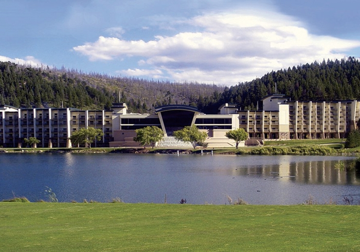 Mescalero Inn The Mountain Gods Casino & Hotel