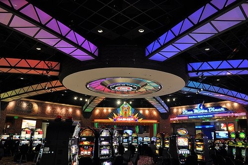 Stringtown Choctaw Casino