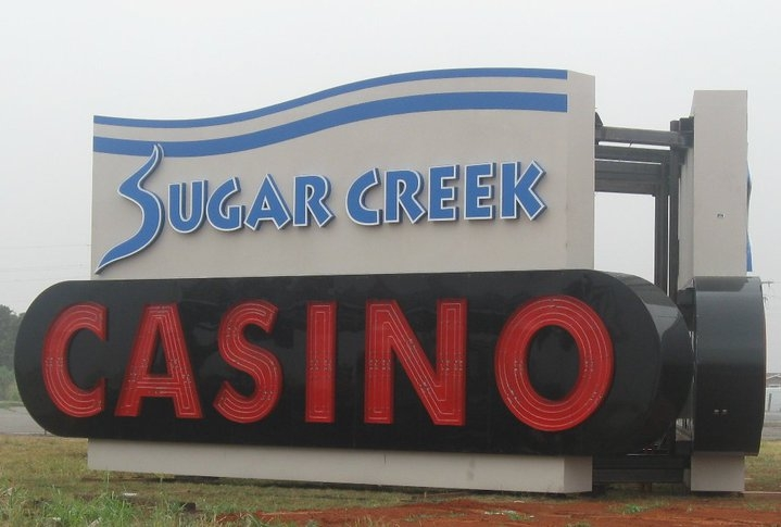 Hinton Sugar Creek Casino