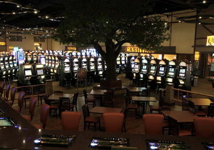 Broken Bow Choctaw Casino