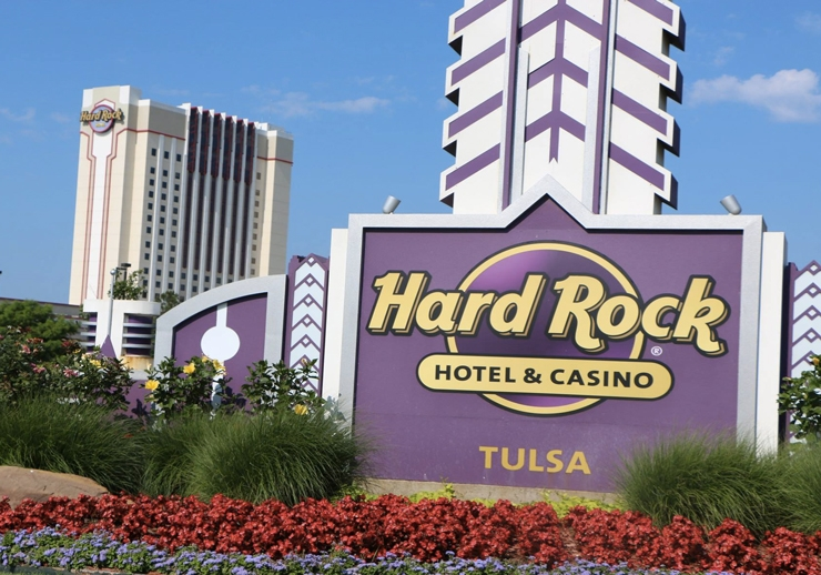 Catoosa Hard Rock Tulsa Casino