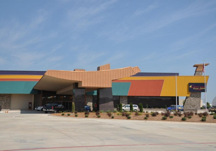 Choctaw casino grant ok address