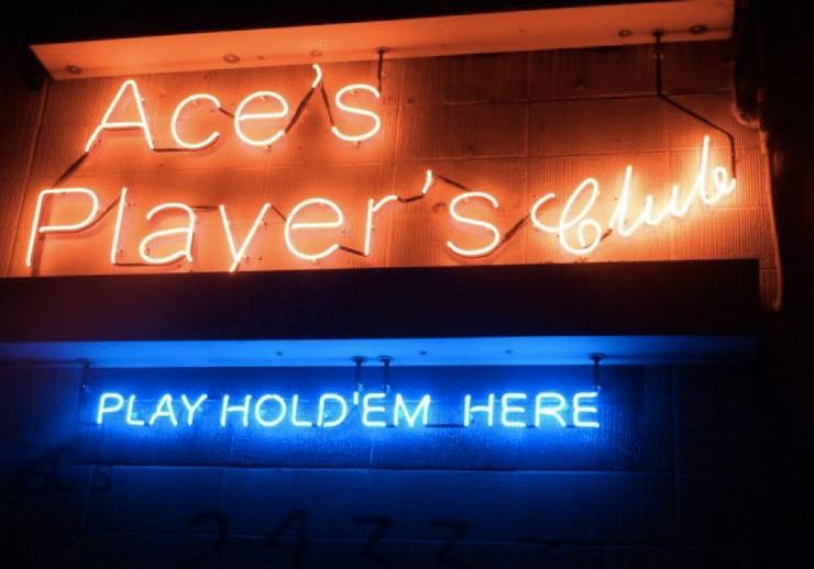 Aces full poker club portland online