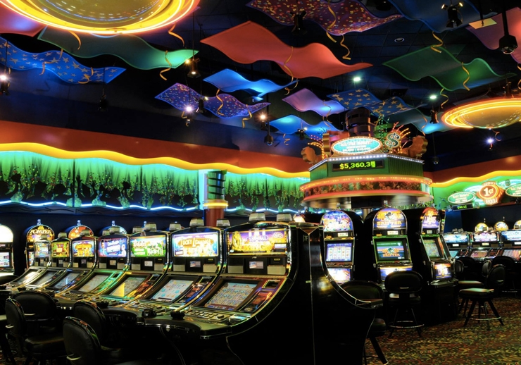 Grande Ronde Spirit Mountain Casino