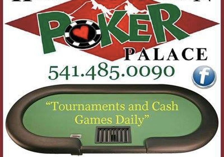 Eugene High Mountain Poker Palace