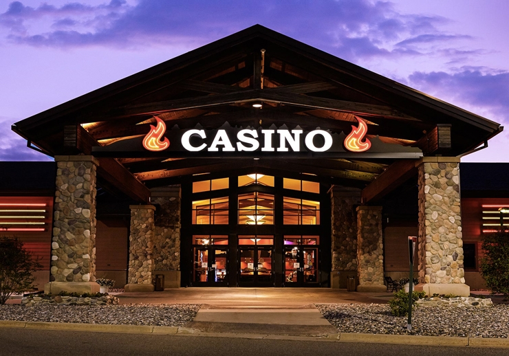 Carter Potawatomi Casino