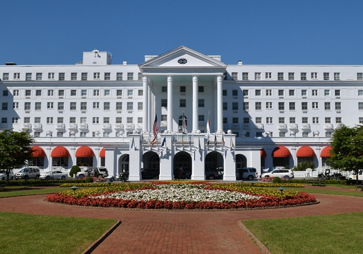 The Greenbrier Casino & Hotel White Sulphur Springs