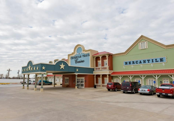 Duncan Chisholm Trail Casino