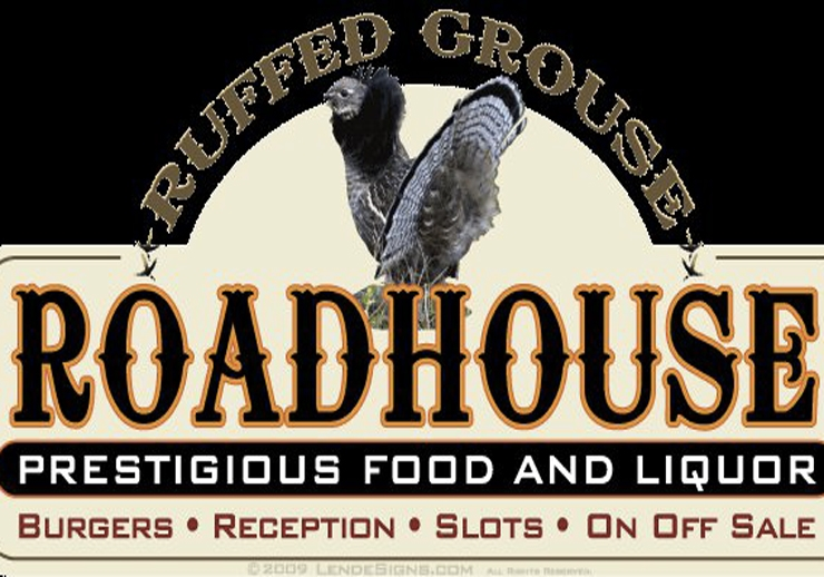 Lengby Ruffed Grouse Roadhouse casino