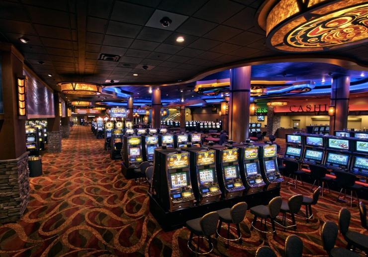 little creek casino address