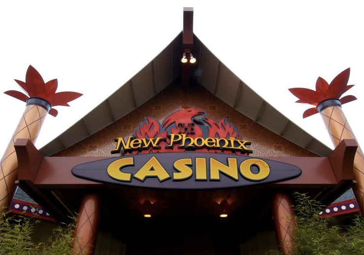 Casino new phoenix nashville casino
